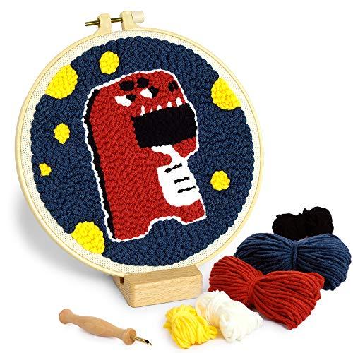 Reviews de Kits para fabricar alfombras de esta semana. 8