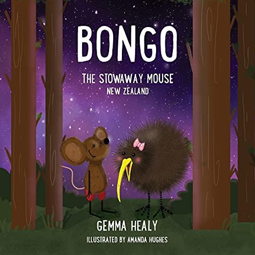 Bongo the Stowaway Mouse New Zealand