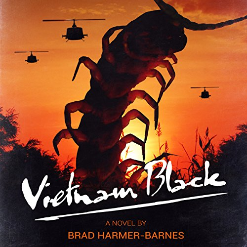 Vietnam Black audiobook cover art