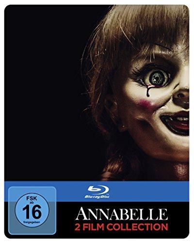 Annabelle 1 + 2 als Steelbook (Limited Edition exklusiv bei Amazon.de) [Blu-ray]