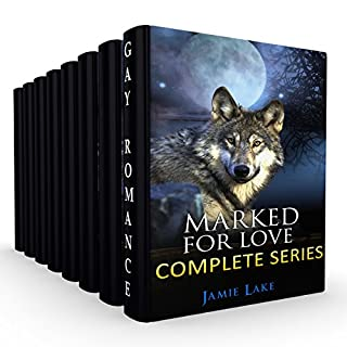 Marked for Love - 8 Book Series audiobook cover art
