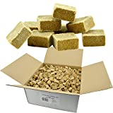 7 kg Premium Öko-Kaminanzünder Anzündwürfel Grillanzünder Anzünder Ofenanzünder...