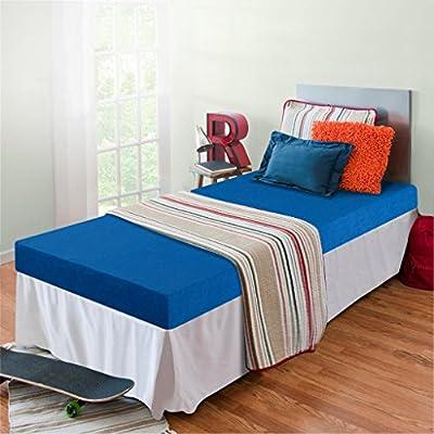 Zinus Memory Foam 5 Inch Bunk Bed