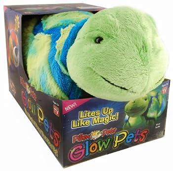 Pillow Pets Pillow Turtle Glow Pet 17-Inch
