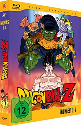 Dragonball Z - The Movies - Vol.1 - [Blu-ray]