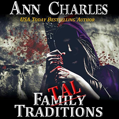 『Fatal Traditions (A Short Story from the Deadwood Humorous Mystery Series)』のカバーアート