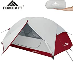 Forceatt Backpacking Tent 2 Person, Professional...