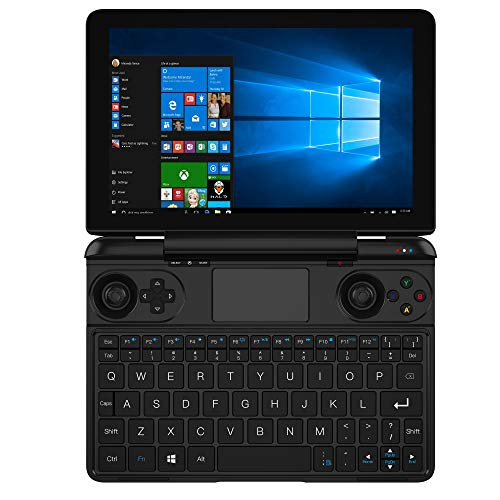 GPD Win Max 8' Touch Screen Mini Handheld Video Game Console Laptop Intel Core i5-1035G7 Tablet Windows 10 16GB RAM/512GB ROM Pocket PC UMPC Notebook