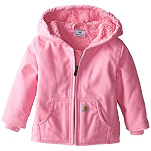 Carhartt girls Redwood Jacket Sherpa Lined