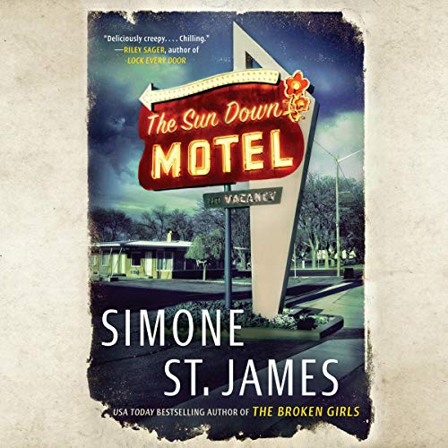 The Sun Down Motel audiobook cover art