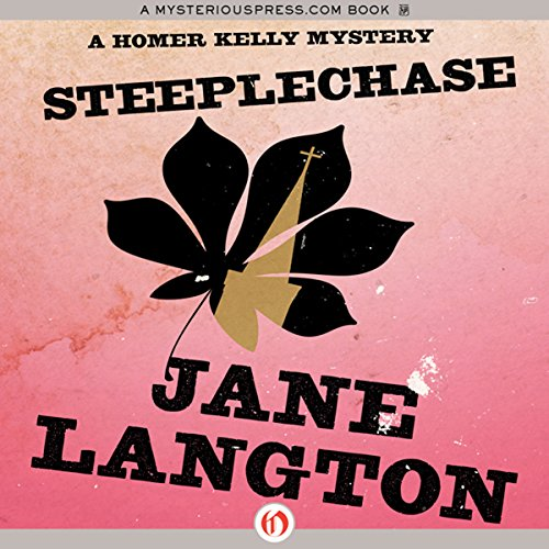 Steeplechase cover art