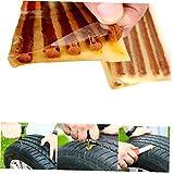 Kits De Reparación 5pcs De Reparación De Neumáticos De Reparación De Neumáticos Cuerdas Clavijas De Neumáticos para Neumáticos Sin Cámara Lado del Camino Camión De Bicicletas