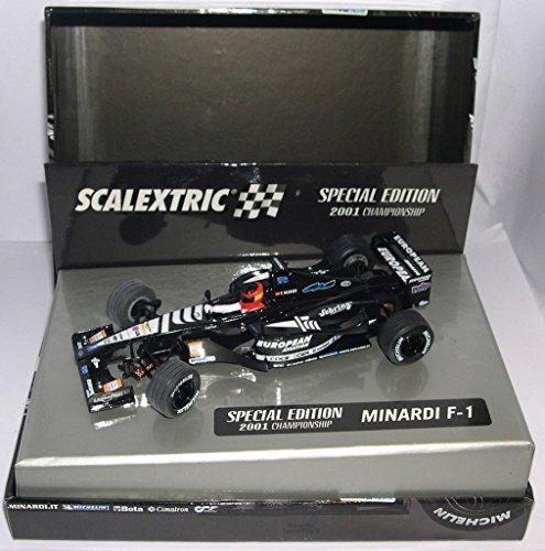 Minardi F1 2001 Alonso Edición Especial (Scalextric 6194)