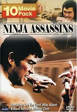 Amazon.com: Ninja Assassins 10 Movie Pack: Jackie Chan, Lee ...
