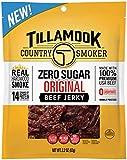 Tillamook Country Smoker Zero Sugar Original Keto Friendly Beef Jerky, 2.2 Ounce
