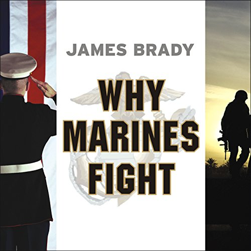 Why Marines Fight audiobook cover art