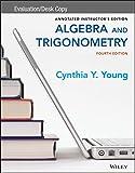 ALGEBRA AND TRIGONOMETRY 4TH., INSTRUCTOR'S ED.
