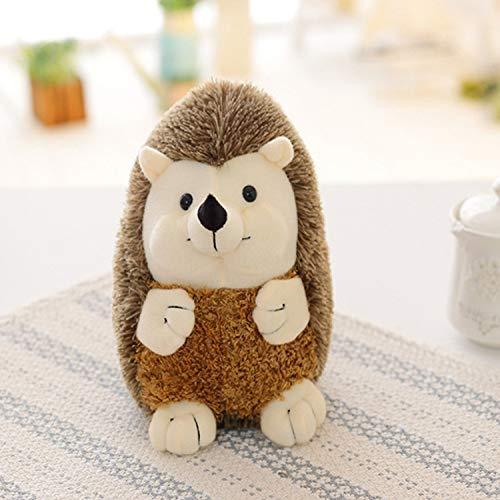 feilongzaitian Peluche De 17 Cm Fluffy Adorable The Hedgehog - Peluche De Peluche con Regalo Suave Colección Puntiaguda ✅