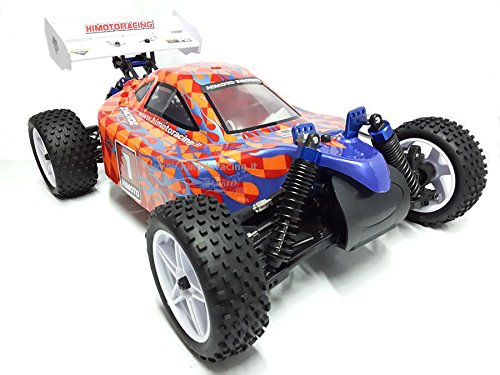 Himoto Buggy Elettrico Brushed 1/10 off-Road ZMOTOZ3 2.4Ghz 4WD