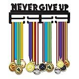 メダル 収納 ハンガー ホルダー壁取り付け 立体感デザイン 取り付けが簡単 アワード ランニング、レース、体操 、水泳 、ダンス 、スポーツメダルフック