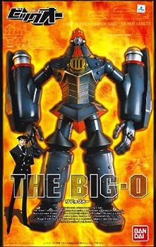 The Big-O  Plastic model  by Bandai