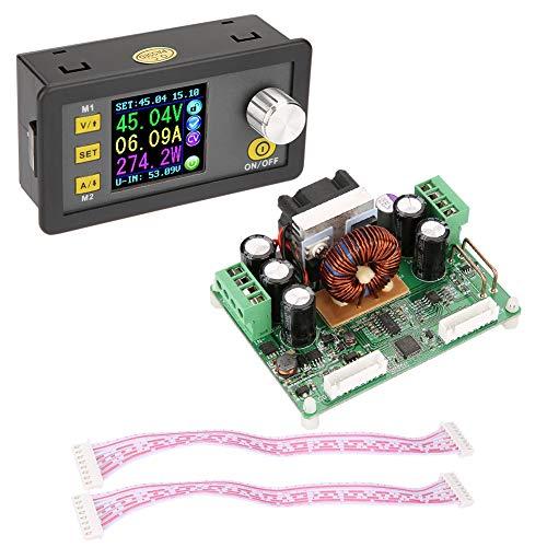 Regulador de fuente de alimentación, DPS3012/DPS5015/DPS5020 Probador eléctrico de fuente de alimentación digital LCD regulable reductor ajustable(DPS3012)