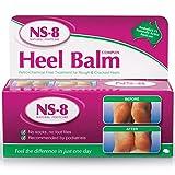 03 Tube 20gram - Heel Balm NS-8,Moisturizing and Exfoliating Foot...