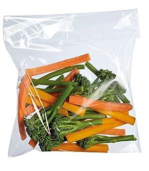 KitchenCraft KCMSTEAM30PC Steamer Bags Transparent