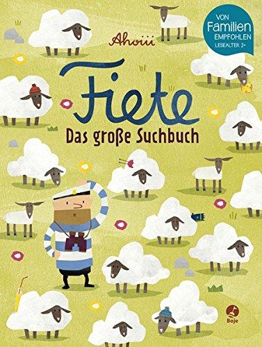 Fiete - Das große Suchbuch (Fiete-Bilderbuch)