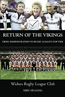 Return of the Vikings: A momentous journey from administration to rugby league's top tier