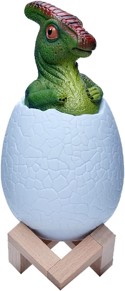 Dinosaur Night Light for Boys Decor with Bedroom Mail order Indie Room Max 43% OFF