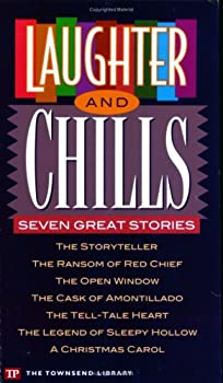 Laughter and Chills: Seven Great Stories 1591940400 Book Cover