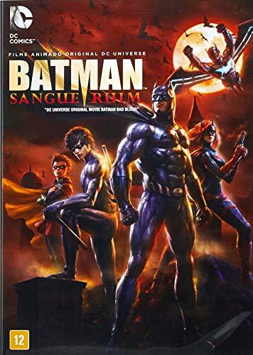 Batman - Sangue Ruim [DVD]