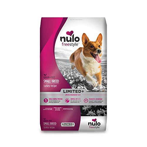Nulo Small Breed Freestyle Limited Plus Grain...