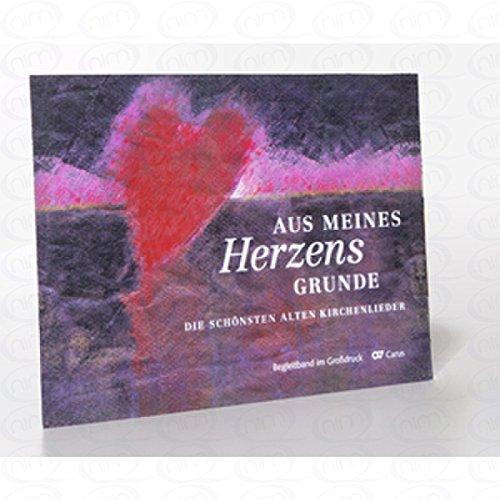 AUS MEINES HERZENS GRUNDE - arrangiert für Klavier [Noten/Sheetmusic]