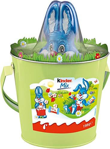 Kinder Mix Ostereimer Osterhase im Ostereimer mit Vollmilch 198g