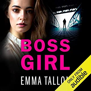 Boss Girl audiobook cover art