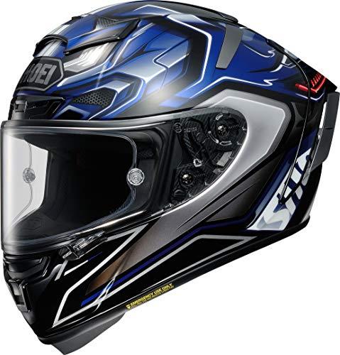 Shoei X-Spirit III Aerodyne Motorradhelm Racing Helm Integralhelm, TC-2, M