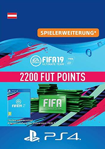 FIFA 19 Ultimate Team - 2200 FIFA Points | PS4 Download Code - österreichisches Konto