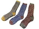 (トイズマッコイ) TOYS McCOY ブーツソックス TMA2013 メンズ 3パック ブーツ ソックス 靴下 (メンズフリーサイズ)