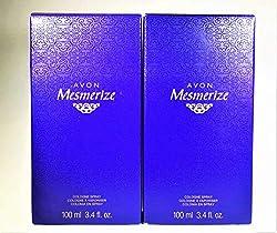 in budget affordable 3.4 oz (2 packs) that fascinates Avon Men Cologne Spray