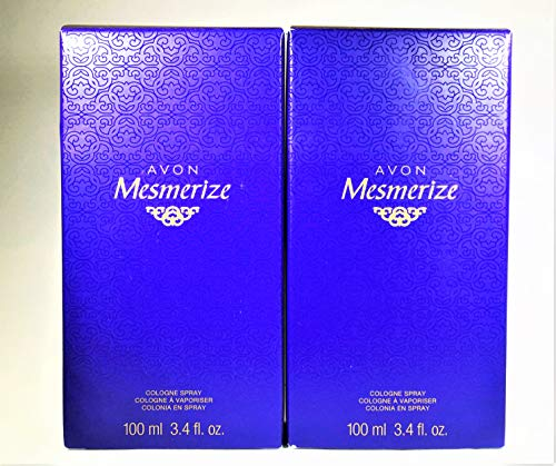 in budget affordable 3.4 oz (2 packs) that fascinates Avon Men Cologne Spray