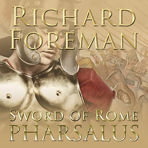 Pharsalus audiobook cover art
