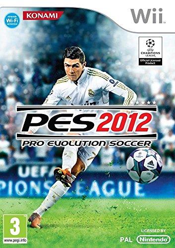 PES 2012 : Pro Evolution Soccer [Importación francesa]