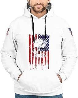 Best punisher skull american flag shirt Reviews