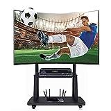 Support TV sur pied/ Meuble TV Présentoir De...