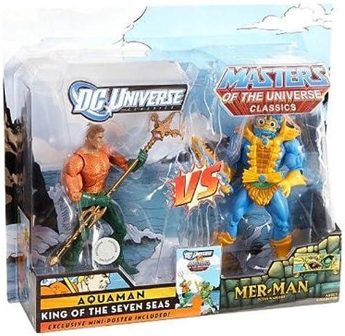 Aquaman vs. Mer-Man 2-Fig. Pack