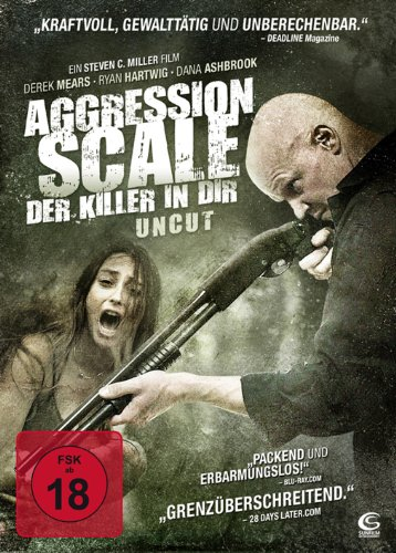Aggression Scale - Der Killer in dir (Uncut)