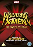 Wolverine and the X-Men Complete Collection [Reino Unido] [DVD]