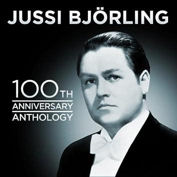 Jussi Bjorling 100th Anniversary Anthology